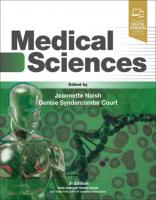 Medical Sciences [3rd Edition]  9780702073380,  9780702073397
