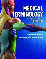 Medical Terminology, An Illustrated Guide [9ed.]  2019916641