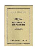 Modelli per principianti di composizione. Compendio e glossario