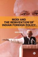 Modi and the Reinvention of Indian Foreign Policy [1ed.]  1529204607, 9781529204605