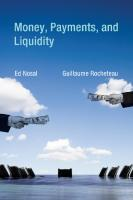 Money, Payments, and Liquidity (The MIT Press)  9780262016285