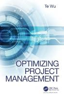 Optimizing Project Management