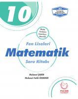 Palme 10. Sınıf Matematik Soru Bankası (Fen Lisesi)