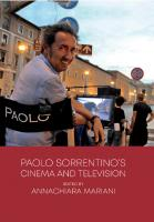 Paolo Sorrentinos Cinema and Television  9781789383966, 9781789383751, 9781789383768, 9781789383775