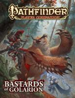 Pathfinder Player Companion: Bastards of Golarion  9781601256027