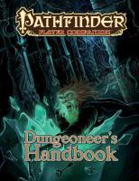 Pathfinder Player Companion: Dungeoneer's Handbook  9781601255105