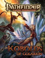 Pathfinder Player Companion: Kobolds of Golarion  9781601255129