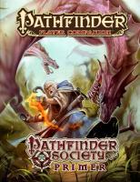 Pathfinder Player Companion: Pathfinder Society Primer  9781601255341