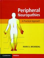 Peripheral neuropathies : a practical approach  9781107092181, 1107092183