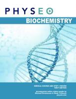 Physeo Biochemistry [1ed.]