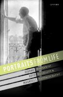 Portraits from Life: Modernist Novelists and Autobiography