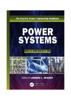 Power Systems [3ed.]  1439856338, 9781439856338