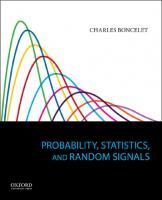 Probability, Statistics, and Random Signals  9780190200510