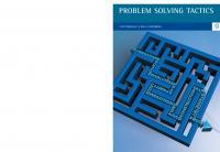 Problem Solving Tactics  978-1-876420-75-8
