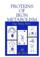 Proteins of iron metabolism