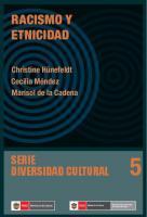 Racismo y Etnicidad (Racism and Ethnicity)  9786124686375