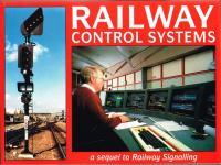 Railway Control Systems  0713627247