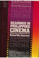 Readings in Philippine cinema