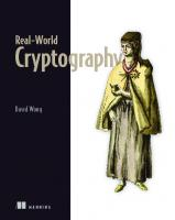 Real-World Cryptography [1ed.]  1617296716, 9781617296710