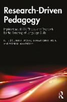 Research-Driven Pedagogy: Implications of L2A Theory and Research for the Teaching of Language Skills [1ed.]  1138487422, 9781138487420