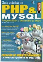 Revista - Guia Practica De Php Y Mysql