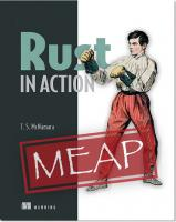 Rust in Action [1ed.]  1617294551, 9781617294556