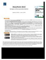 SharePoint 2010: développez en .NET pour personnaliser SharePoint  9782746059184, 2746059185
