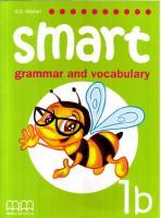 Smart Grammar and Vocabulary: Split edition 1B Student's Book [1B, Split edition]  9789604434473