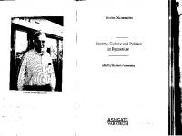Society, Culture And Politics in Byzantium 