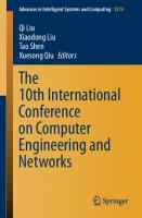 The 10th International Conference on Computer Engineering and Networks [1st ed.]  9789811584619, 9789811584626