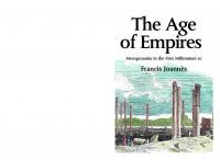 The Age of Empires: Mesopotamia in the First Millennium BC