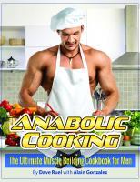 The Anabolic Cookbook