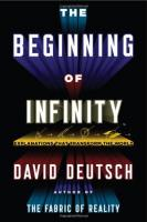 The Beginning of Infinity: Explanations that Transform the World  9781101549445, 2011004120