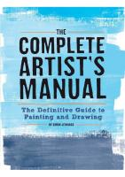 The complete artist's manual : the definitive guide to painting and drawing