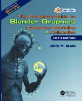 The Complete Guide to Blender Graphics: Computer Modeling & Animation, Fifth Edition [5ed.]  0367184745