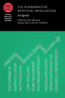 The economics of artificial intelligence: an agenda