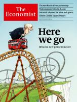 The Economist (July 27th 2019)