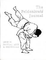 The Feldenkrais Journal #2 Martial Arts