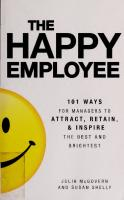 The Happy Employee