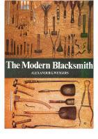 The modern blacksmith [1st Prentice Hall Press ed]  9780671609269, 0671609262