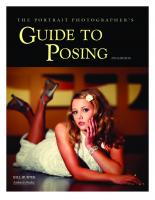 The Portrait Photographer's Guide to Posing [2ed.]  1608952436