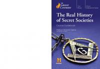 The Real History of Secret Societies [8680]
