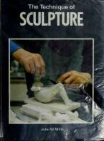 The Technique of Sculpture