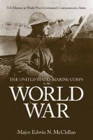 The United States Marine Corps in the World War [1, 3ed.]