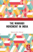 The Wahhabi Movement in India [2ed.]  9780367514839, 9781003054047