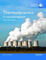 Thermodynamics: an interactive approach