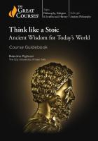 Think Like a Stoic