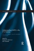 Understanding NATO in the 21st Century: Alliance Strategies, Security and Global Governance  9780415436335, 9780203076002, 9781138831889