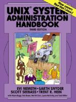 UNIX System Administration Handbook, Third Edition [3rd edition]  0130206016, 9780130206015