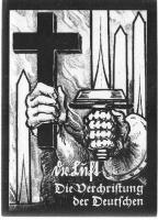 Verchristung der Deutschen